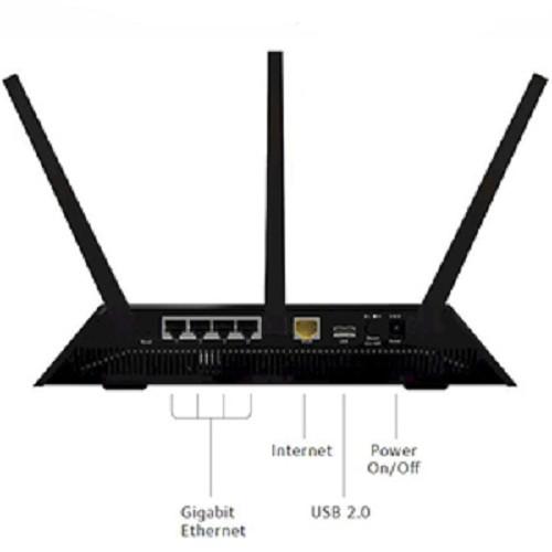 NETGEAR AC1900 Nighthawk Smart Wifi Router [R7000] - Router Consumer Wireless